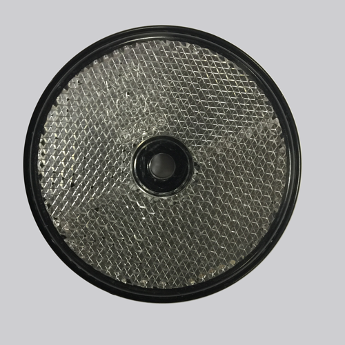 18922 - Clear Round Reflector