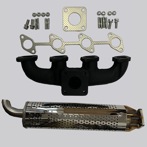 EXMAN - Exhaust & Manifold Full Kit - Towable Machines