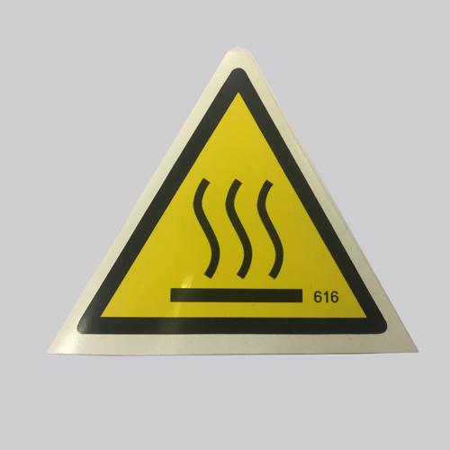 ID616 -  Decal Hot Exhaust