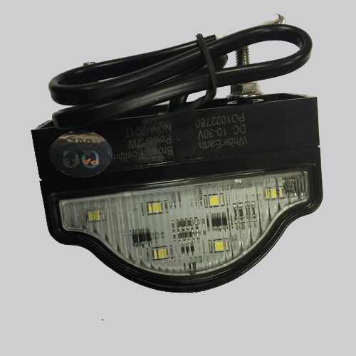 P0001407 - Number Plate LED Lamp