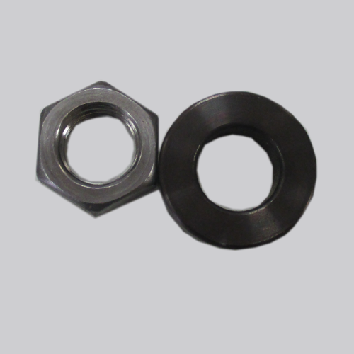 RNNW - Rotor Nose Shaft Nut & Washer 125/150