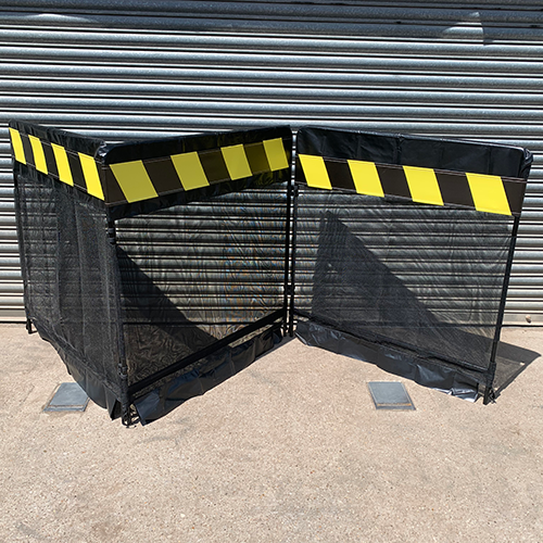 WBS - Work Area Barrier Screen