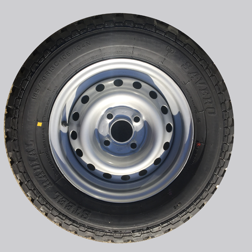 WH200 - Wheel Rim and Tyre