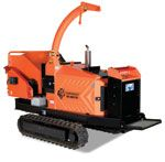 "Timberwolf TW 280TFTR 8"" tracked Chipper parts"